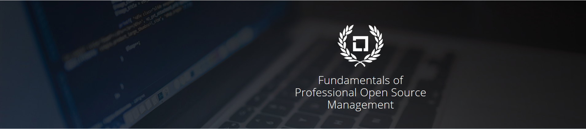 Fundamentals of Professional Open Source Management